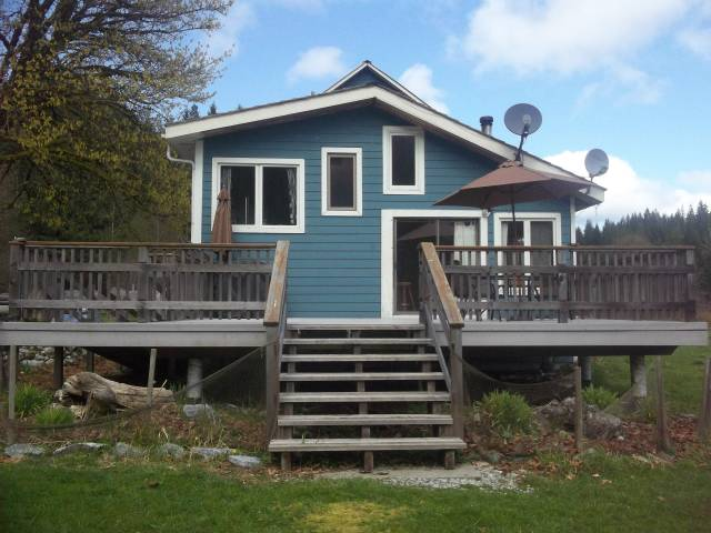 Heriot Bay British Columbia V0p 1h0 Listing 19486 Green Homes For Sale