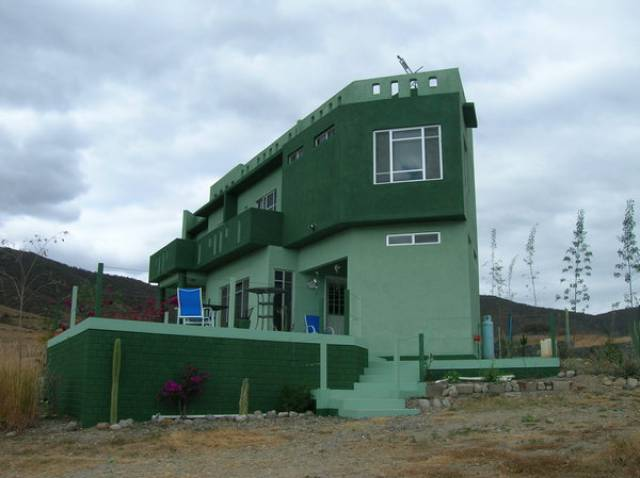 Green Homes for Sale - Santiago Ixtaltepec, None Green Home