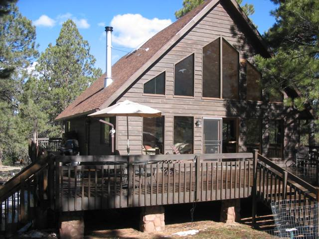 Flagstaff arizona 86001 listing 19494 green homes for sale for Az cabins for sale
