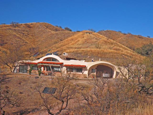 Sonoita arizona 85637 listing 19316 green homes for sale for Earth sheltered homes cost