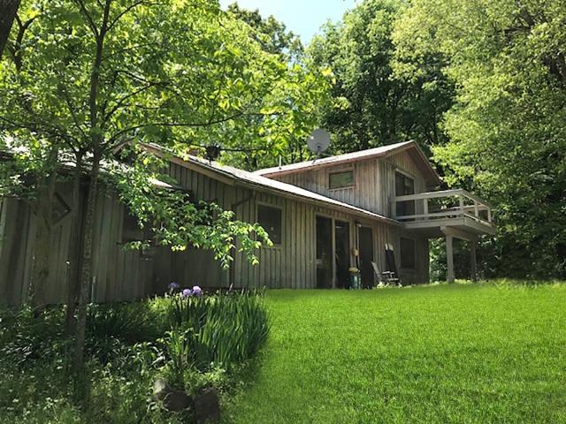 Green Homes for Sale - Jasper, Arkansas Green Home