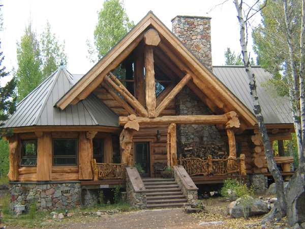 Hope valley california 96120 listing 20295 green homes for 4 bedroom log cabin kits for sale