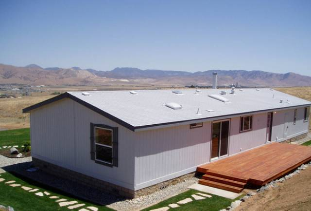 Green Homes for Sale - Tehachapi, California Green Home