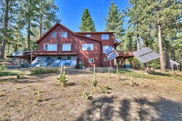 Green Homes for Sale - Truckee, California Green Home