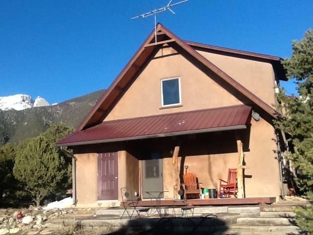 Green Homes for Sale - Crestone, Colorado Green Home