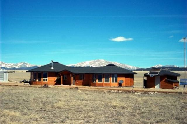 Green Homes for Sale - Fairplay, Colorado Green Home