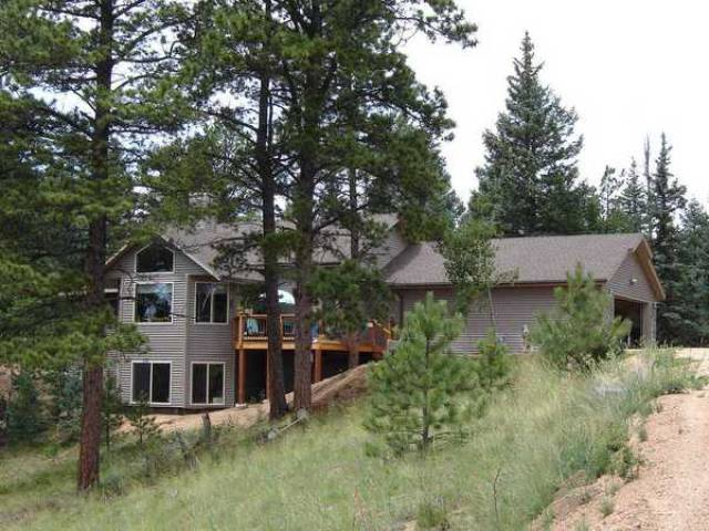 Green Homes for Sale - Florissant, Colorado Green Home