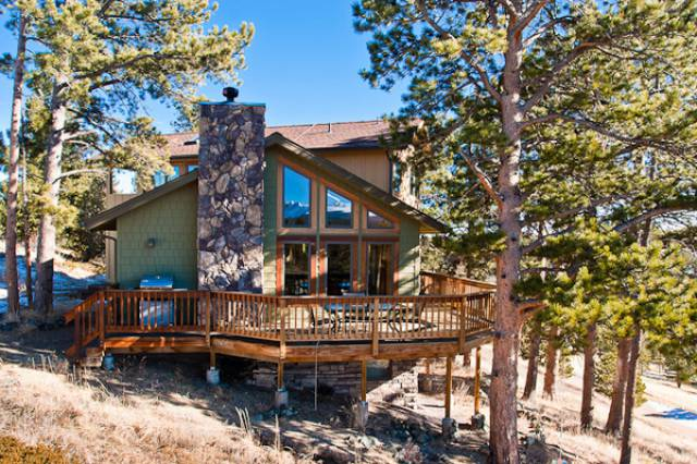 Jamestown Colorado 80455 Listing 19400 Green Homes For