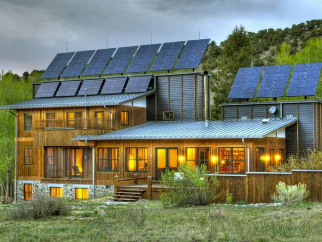 Green homes for sale mosca colorado green home for Off the grid sustainable green home plans