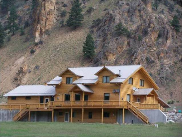 Green Homes for Sale - North Fork, Idaho Green Home