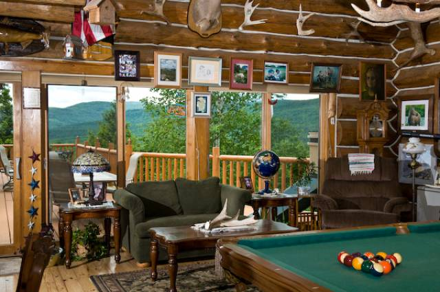 Log Homes For Sale In Bethel Maine