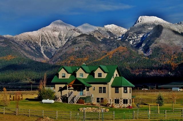 Saint Ignatius Montana 59865 Listing 20034 Green Homes For Sale