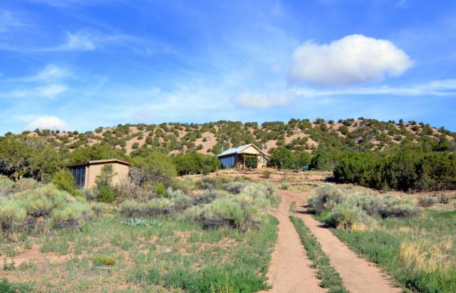 Lamy New Mexico 87540 Listing 19555 Green Homes For Sale