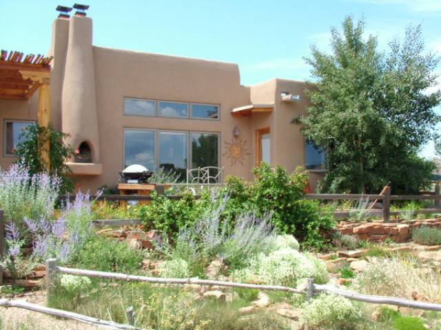 Santa fe new mexico 87508 listing 18007 green homes for Santa fe home