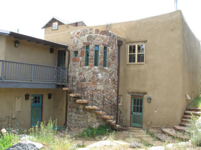 Taos new mexico 87571 listing 18297 green homes for sale for New mexico home builders