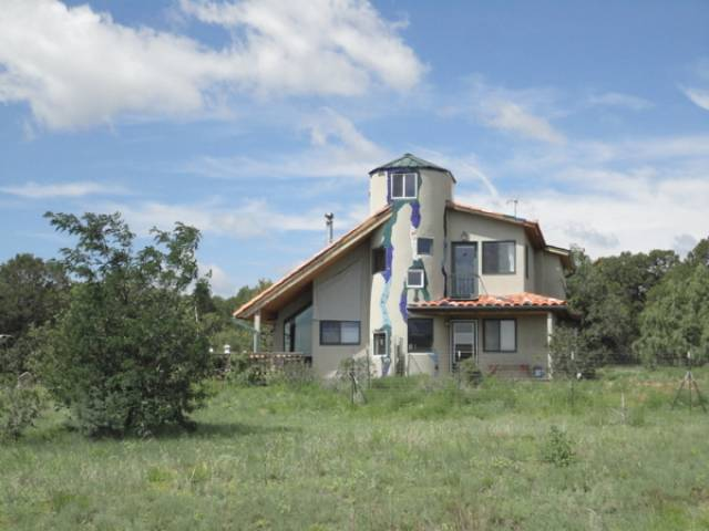 Tijeras New Mexico Listing Green Homes
