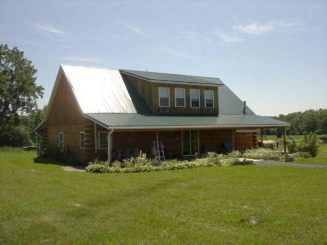 Green Homes for Sale - Burdett, New York Green Home