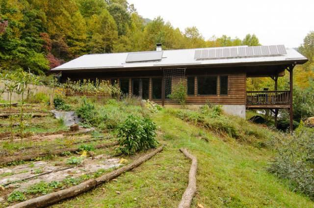Barnardsville North Carolina 28709 Listing 19479 Green
