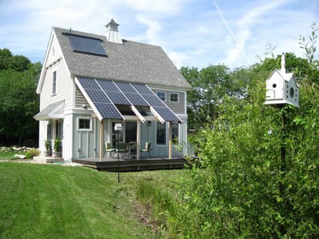 Green Homes for Sale - Tiverton, Rhode Island Green Home