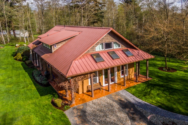 Green Homes for Sale - Bellingham, Washington Green Home