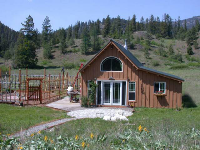Green Homes for Sale - Kettle Falls, Washington Green Home